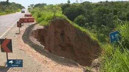 Justiça de São Pedro nega pedido do MP para que DER faça obras emergenciais na SP-191