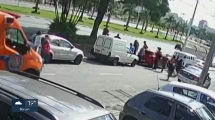 Polícia conclui que mortos em praça de Barueri tiveram overdose