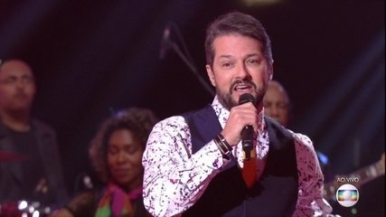 Marcelo Serrado canta 'You've Got a Friend in Me'