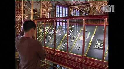 Joias são furtadas de museu de Dresden, na Alemanha