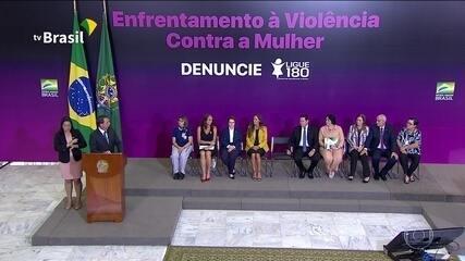 Governo lança campanha para incentivar mulheres a denunciarem agressões