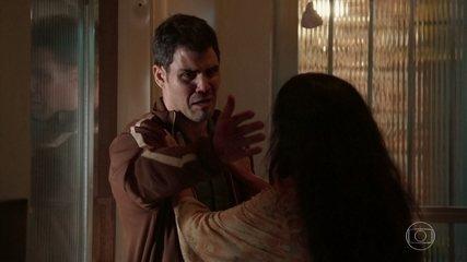 Magno se envolve em um acidente com Genilson