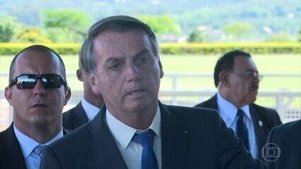 Bolsonaro quer enviar ao Congresso projeto para viabilizar operações de GLO na zona rural