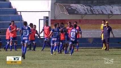 Maranhão vence Santa Quitéria pela semifinal da Copa FMF