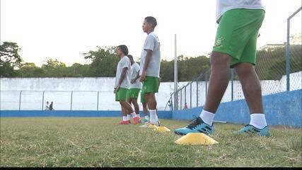 Sport Lagoa Seca se apresenta e já inicia os trabalhos para a próxima temporada