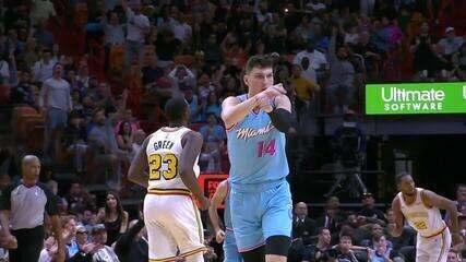 Melhores momentos: Miami Heat 122 x 105 Golden State Warriors