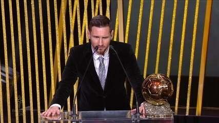 """Lionel Messi: """"Quero seguir aproveitando o futebol e a minha vida"""""""