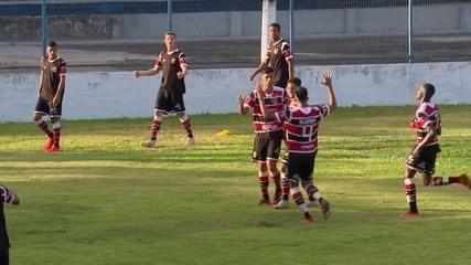 Gols de Náutico 1 x 1 Santa Cruz, 1º jogo da final da Copa Pernambuco
