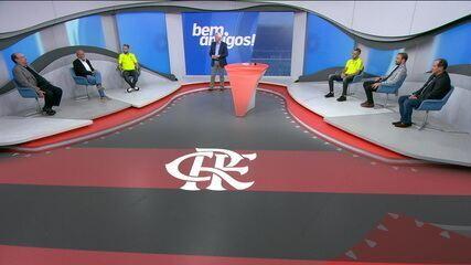 Rafinha e Everton Ribeiro falam sobre virada fantástica do Flamengo sobre o River