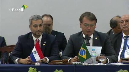Cúpula do Mercosul resulta em acordos de cooperação entre os países do bloco