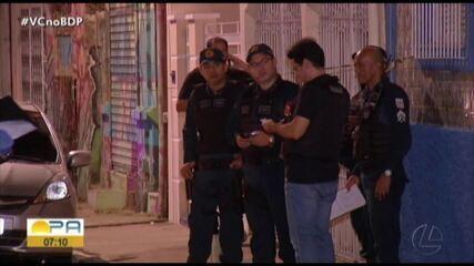 Secretário de segurança fala sobre homicídios registrados em Belém neste fim de semana