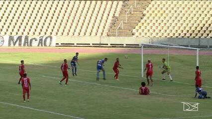 Juventude vence o Maranhão no primeiro jogo da final da Copa FMF