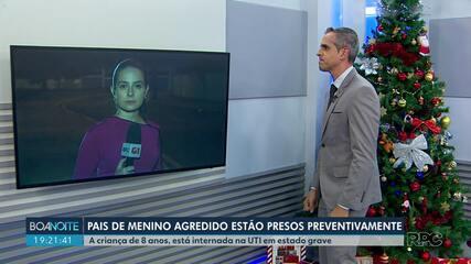 Justiça decreta prisão preventiva de pais que agrediram filho adotivo