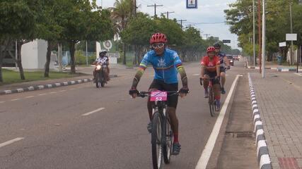 Neto Pereira e Betania Savia concluem desafio de 1000km em menos de 20 dias
