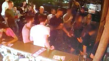 Vídeo mostra astro do vôlei francês assediando sexualmente uma mulher em uma boate de BH