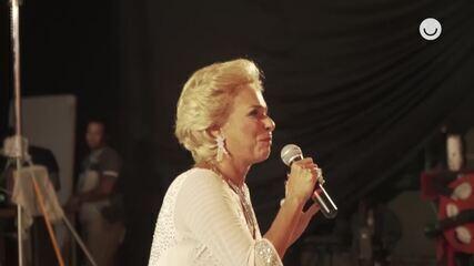 Andréa Beltrão fala sobre 'Hebe' e mostra os bastidores da série