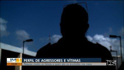 Estudo revela o perfil dos agressores de violência contra a mulher no Maranhão