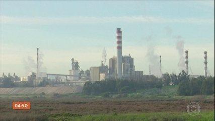 UE anuncia acordo para atingir neutralidade de emissões de carbono até 2050
