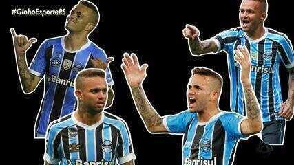 Os gremistas querem que o Luan fique ou saia do Grêmio?