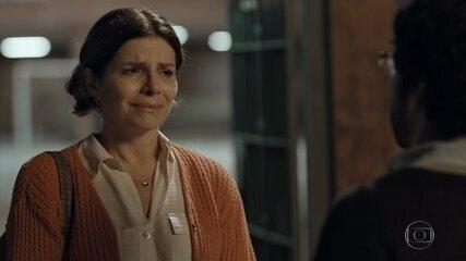 Paulo conta pra Lúcia a verdade sobre a morte de Marcelo