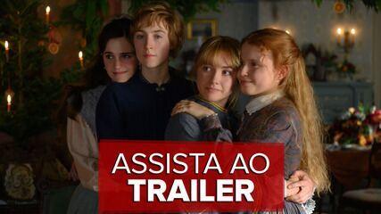 Asssita ao trailer do filme 'Adoráveis Mulheres'