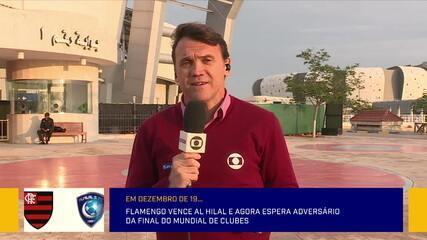 Petkovic acredita que Flamengo sentiu a pressão contra o Al Hilal, mas na final será diferente