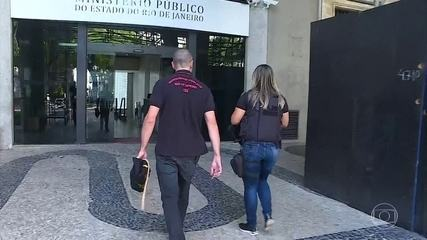MP-RJ faz buscas em endereços de ex-assessores de Flávio Bolsonaro