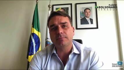 Ex-assessores de Flávio Bolsonaro devolviam parte de seus salários