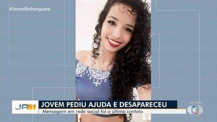 Polícia Civil investiga desaparecimento de jovem em Anápolis