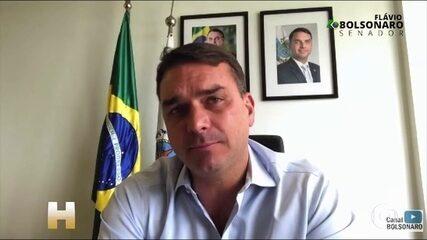 MP revela transações suspeitas com imóveis em suposta 'rachadinha' de Flávio Bolsonaro