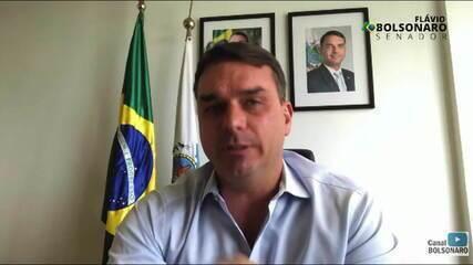 PM não lembra como foi ressarcido por boleto Flávio Bolsonaro de R$ 16 mil