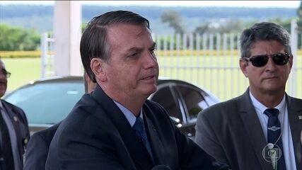 Bolsonaro volta a acusar Wilson Witzel ao comentar investigação sobre Flávio