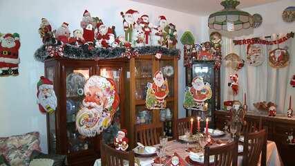 Casa do Papai Noel - Elaine Rossini, Bragança Paulista
