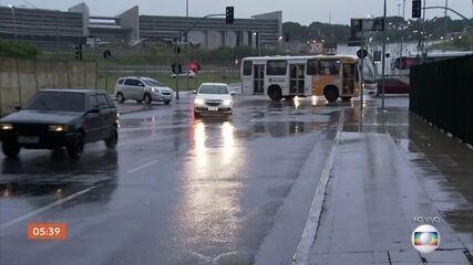 Rodízio de veículos em São Paulo está suspenso