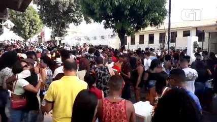 Em meio ao Natal, foliões dão 1º grito de Carnaval em São Luís