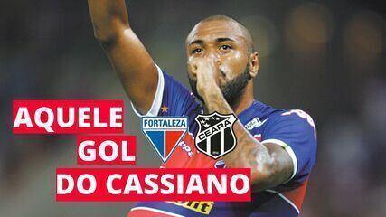 Jogo da Década: o gol de Cassiano na final do Cearense 2015