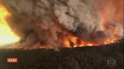 Estado de Victoria, na Austrália, declara situação de desastre por causa dos incêndios