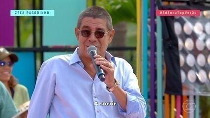 Zeca Pagodinho canta 'O Sol Nascerá (A Sorrir)'