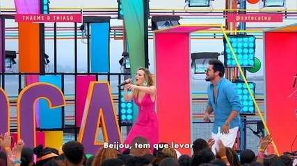 Thaeme & Thiago canta 'Vendinha'