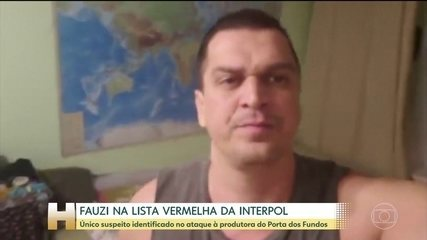 Polícia Federal coloca Eduardo Fauzi na lista vermelha da Interpol