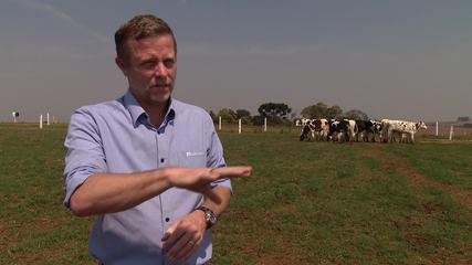 Extra Globo Rural: tecnologia e rastreabilidade