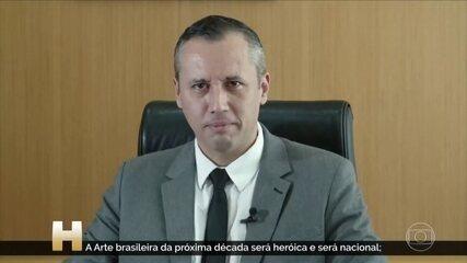 Secretário da Cultura é exonerado após pronunciamento semelhante ao de ministro de Hitler