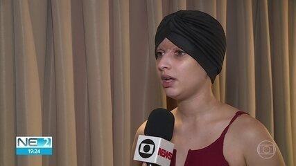 Jovem escalpelada em kart diz que não se negou a fazer tratamento em São Paulo