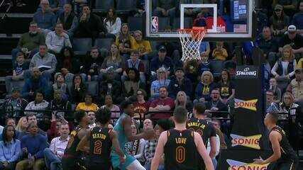 Melhores momentos: Memphis Grizzlies 113 x 109 Cleveland Cavaliers pela NBA