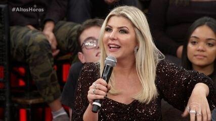 Iris Stefanelli comenta sobre boatos de que ela voltaria para o BBB