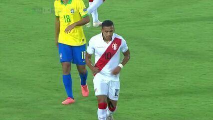 Confira alguns lances de Fernando Pacheco na partida de ontem no Pré-Olímpico