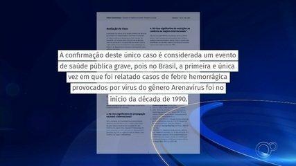 Morador de Sorocaba morre por complicações de febre hemorrágica