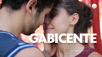 Assista ao clipe Gabicente vencedor da 'Missão Gabicente', colaborativo para fãs de 'Bom Sucesso'