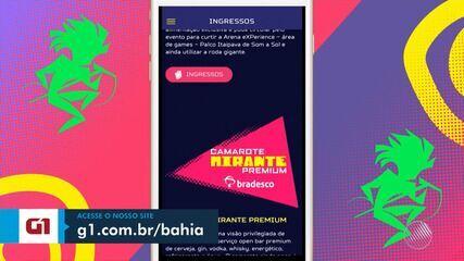 Festival de Verão 2020: aplicativo da festa reúne informações importantes para foliões