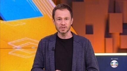 Tiago Leifert conta como será a estreia da nova temporada